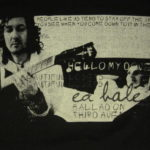 Ed Hale Ballad On Third on Bed T-Shirt